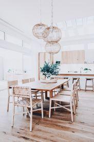 Modern scandinavian dining room chairs design ideas 24