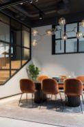 Modern scandinavian dining room chairs design ideas 33