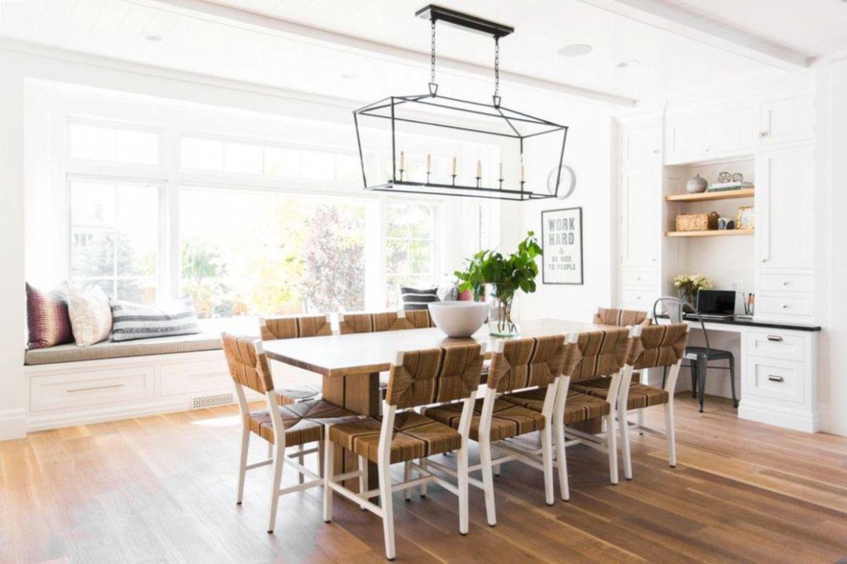 Modern scandinavian dining room chairs design ideas 46
