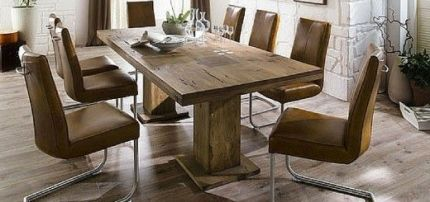 Perfect extandable dining table design ideas 22