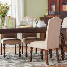 Perfect extandable dining table design ideas 34