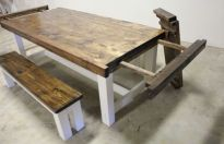 Perfect extandable dining table design ideas 44