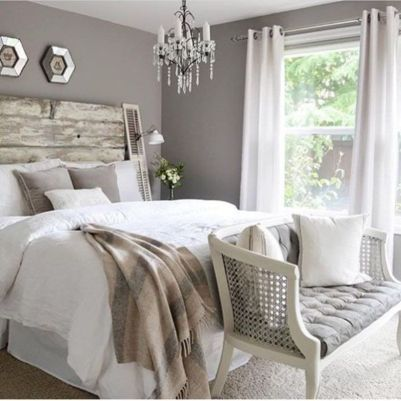 Romantic rustic bedroom ideas 08