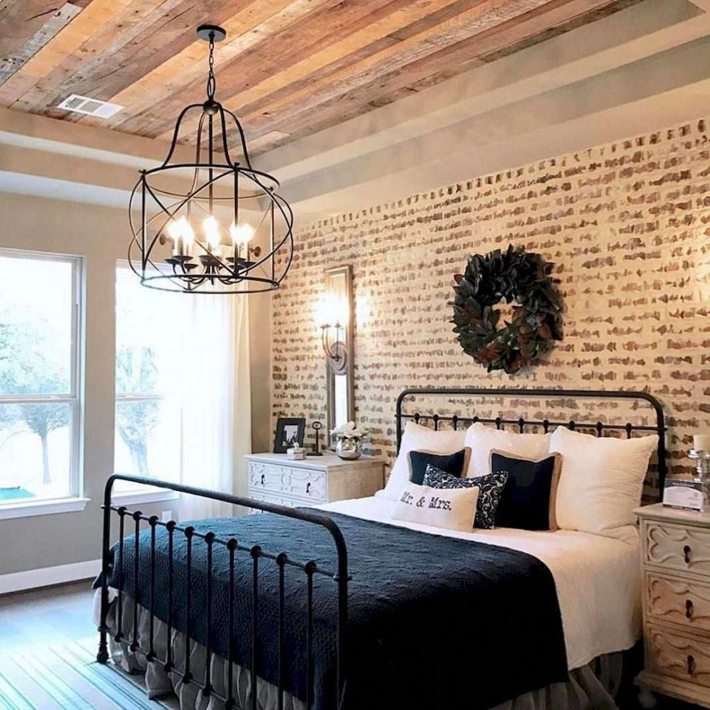 Romantic rustic bedroom ideas 10