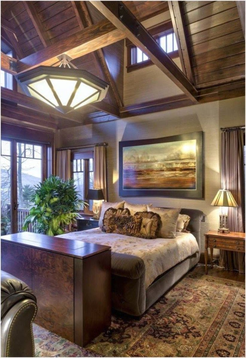 Romantic rustic bedroom ideas 15