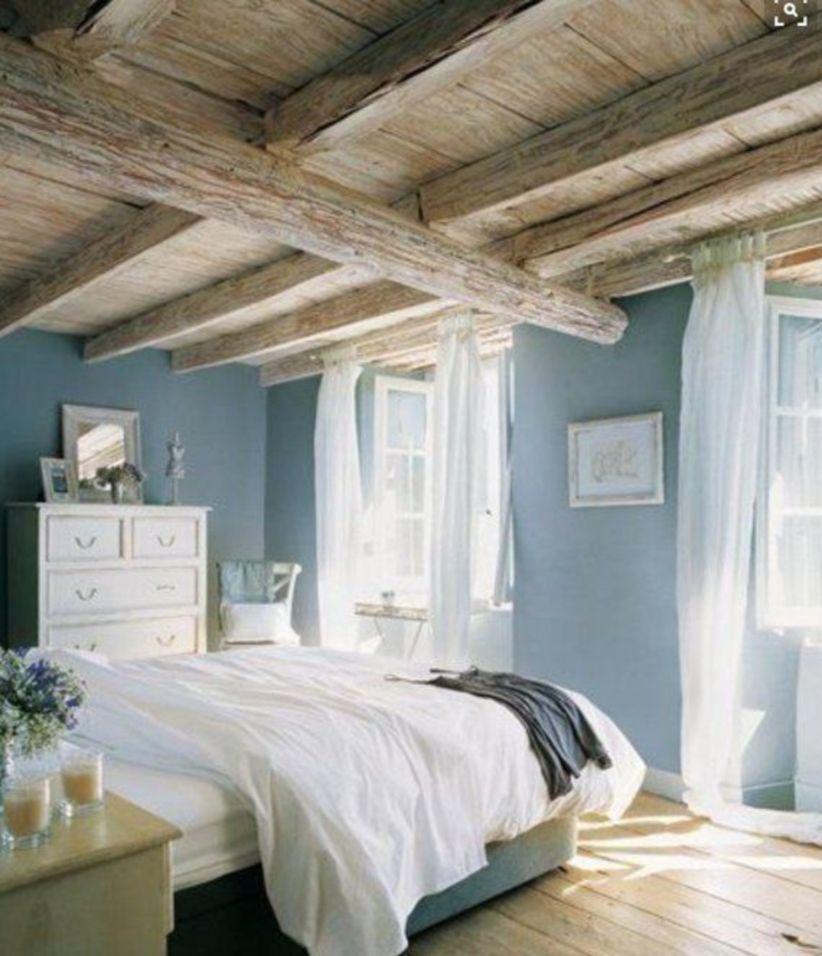 Romantic rustic bedroom ideas 35