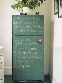 Unique practical chalkboard decor ideas for your kitchen 09