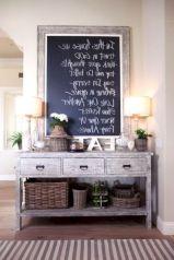 Unique practical chalkboard decor ideas for your kitchen 19