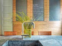 Unique practical chalkboard decor ideas for your kitchen 24