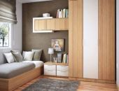 Unordinary space saving design ideas for small kids rooms 01