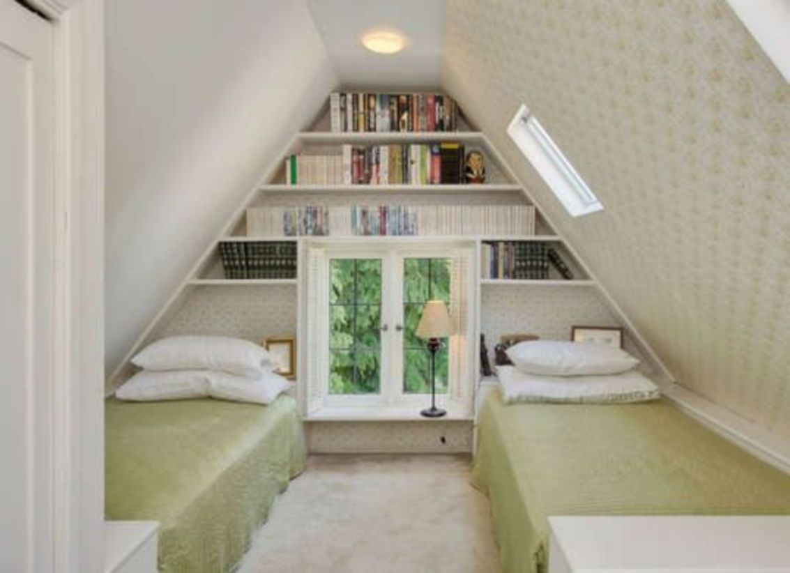 Unordinary space saving design ideas for small kids rooms 11