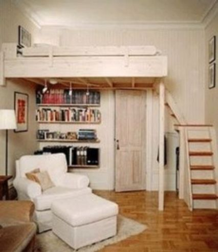 Unordinary space saving design ideas for small kids rooms 13