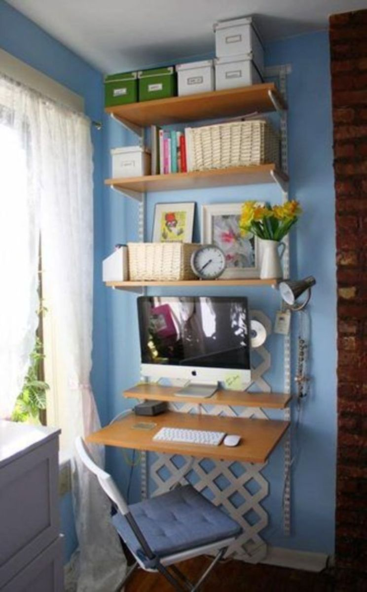 Unordinary space saving design ideas for small kids rooms 18