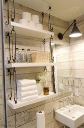 Simple bathroom storage ideas 06