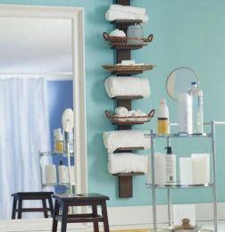 Simple bathroom storage ideas 11