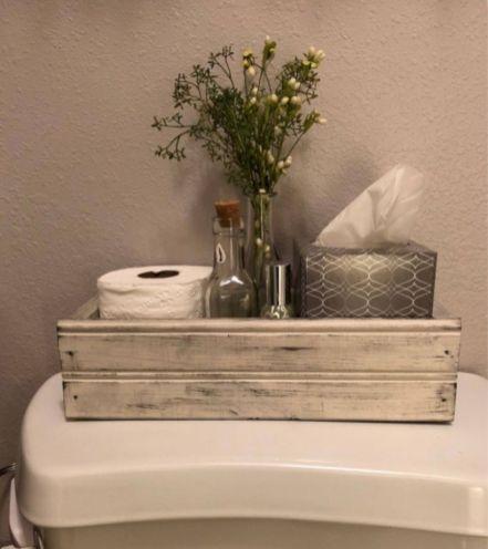Simple bathroom storage ideas 18