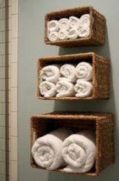 Simple bathroom storage ideas 32