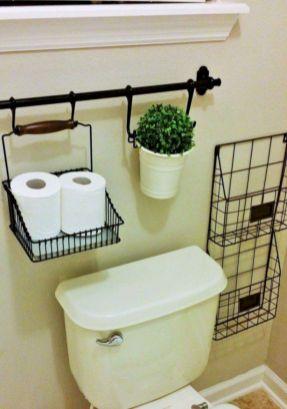 Simple bathroom storage ideas 42