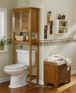 Affordable bathroom design ideas for apartment 13