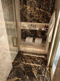 Affordable bathroom design ideas for apartment 22