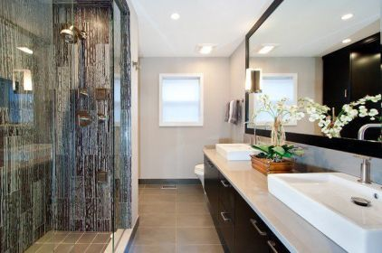 Affordable bathroom design ideas for apartment 23