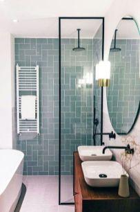 Affordable bathroom design ideas for apartment 26