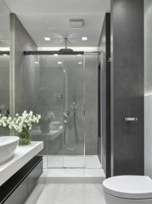 Affordable bathroom design ideas for apartment 43