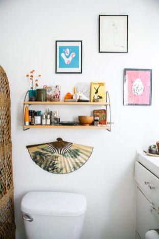 Affordable bathroom design ideas for apartment 47