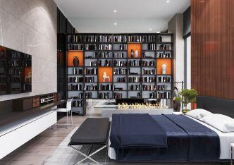 Affordable bookshelves ideas for 2019 10