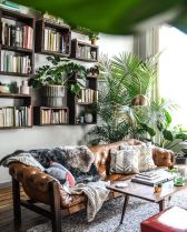 Affordable bookshelves ideas for 2019 15