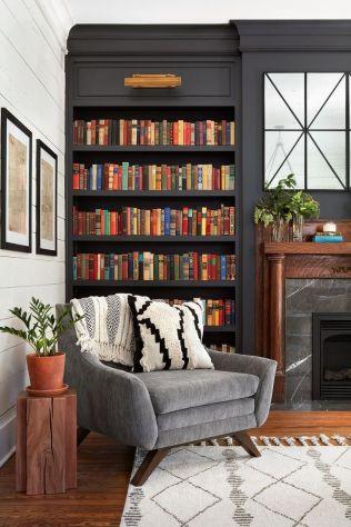 Affordable bookshelves ideas for 2019 23