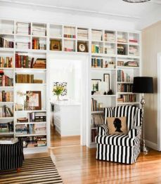 Affordable bookshelves ideas for 2019 34
