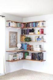 Affordable bookshelves ideas for 2019 48