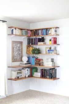 Affordable bookshelves ideas for 2019 48
