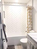 Amazing bathroom curtain ideas for 2019 09