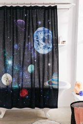 Amazing bathroom curtain ideas for 2019 12