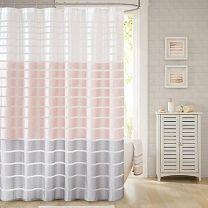 Amazing bathroom curtain ideas for 2019 29