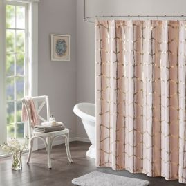 Amazing bathroom curtain ideas for 2019 32