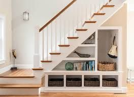 Awesome big living room design ideas with stairs 50
