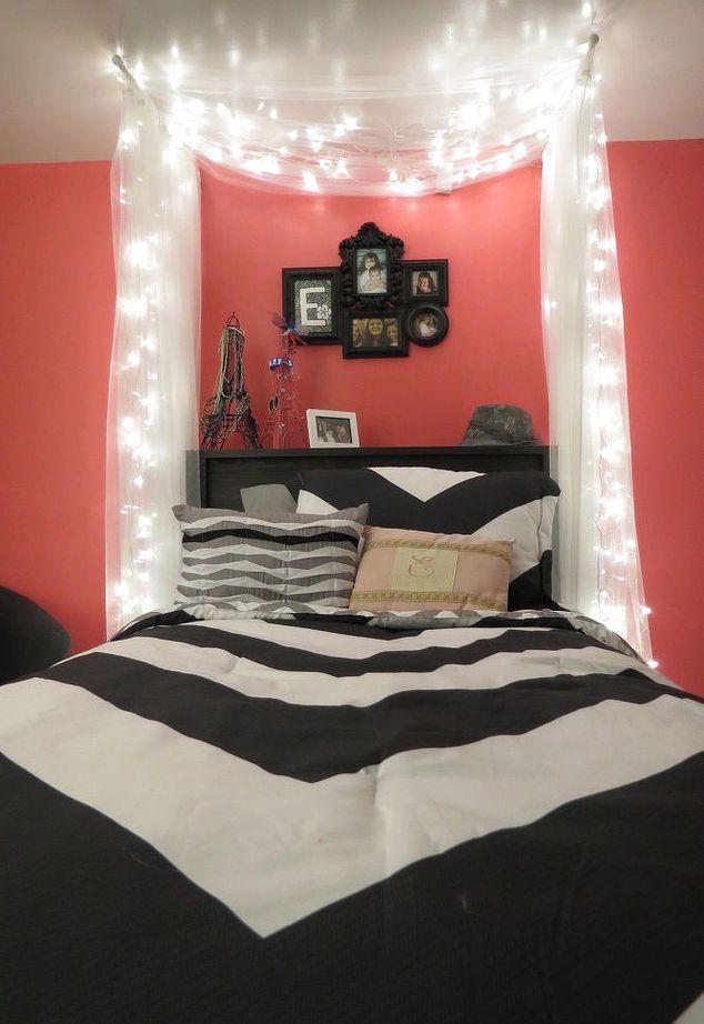 Charming fun tween bedroom ideas for girl 09