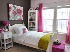 Charming fun tween bedroom ideas for girl 19