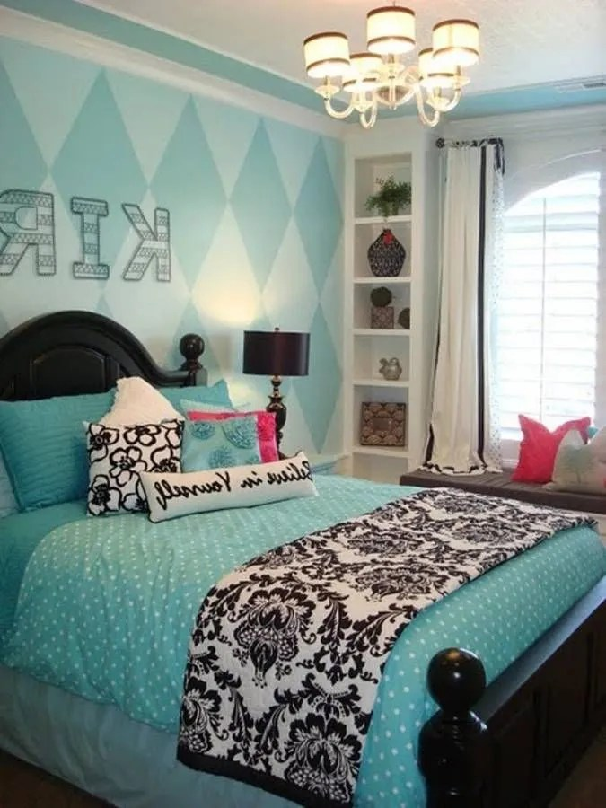 Charming fun tween bedroom ideas for girl 37