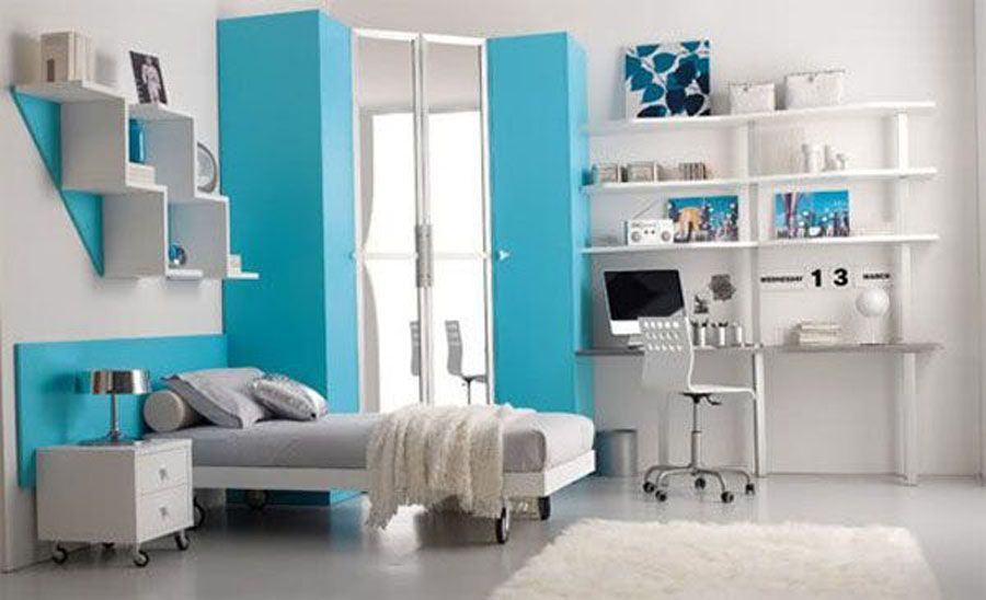 Charming fun tween bedroom ideas for girl 44