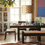 Comfy formal table centerpieces decorating ideas for dining room 30
