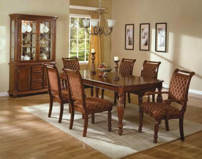 Comfy formal table centerpieces decorating ideas for dining room 31