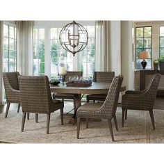 Comfy formal table centerpieces decorating ideas for dining room 44