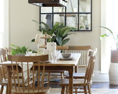 Comfy formal table centerpieces decorating ideas for dining room 47