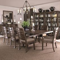 Comfy formal table centerpieces decorating ideas for dining room 49