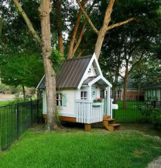 Cool small gardening ideas for tiny house 13