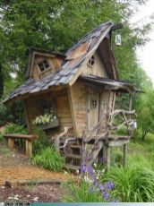 Cool small gardening ideas for tiny house 33